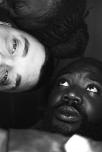 Young Fathers - Photo provided by artist.