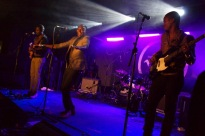 Songhoy Blues performing at Oran Mor for Celtic Connections. Photo by Niall Macaulay